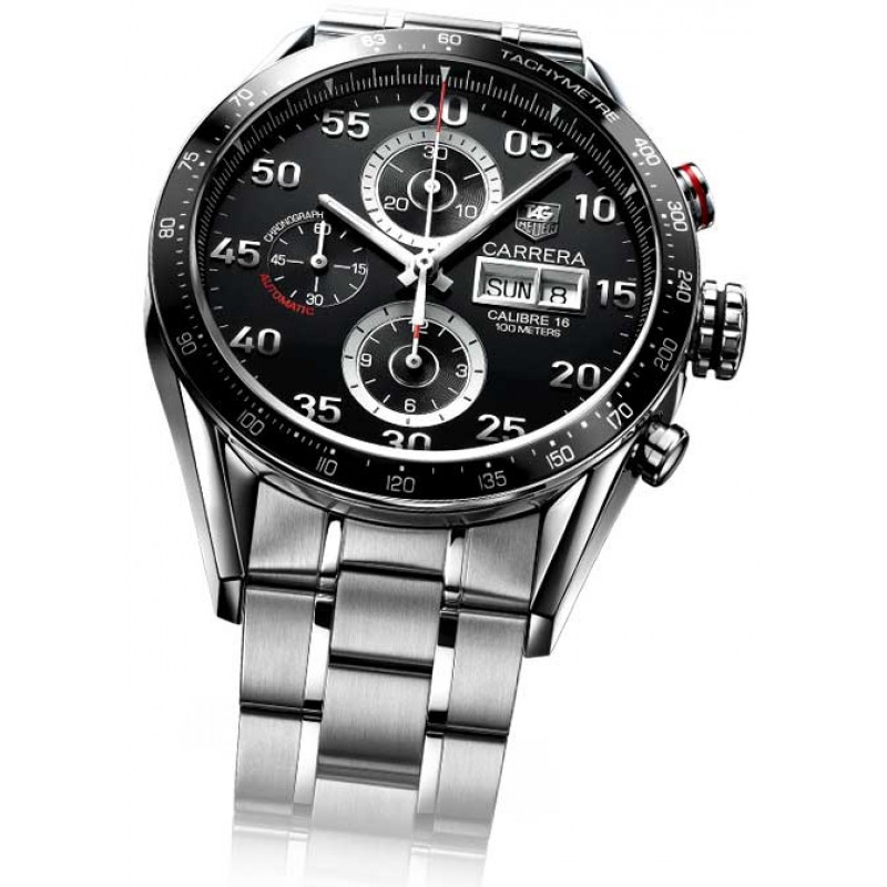 watches for men tag heuer carrera calibre 16 day date. Black Bedroom Furniture Sets. Home Design Ideas