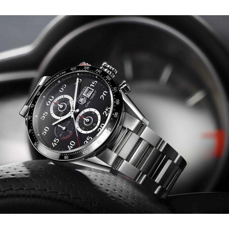 Tag Heuer Carrera Calibre 16 - I love this watch! | Watch ... |Tag Heuer Carrera Calibre 16 Quartz
