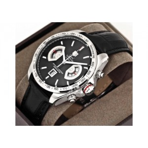TAG Heuer Grand Carrera Calibre 17 Black