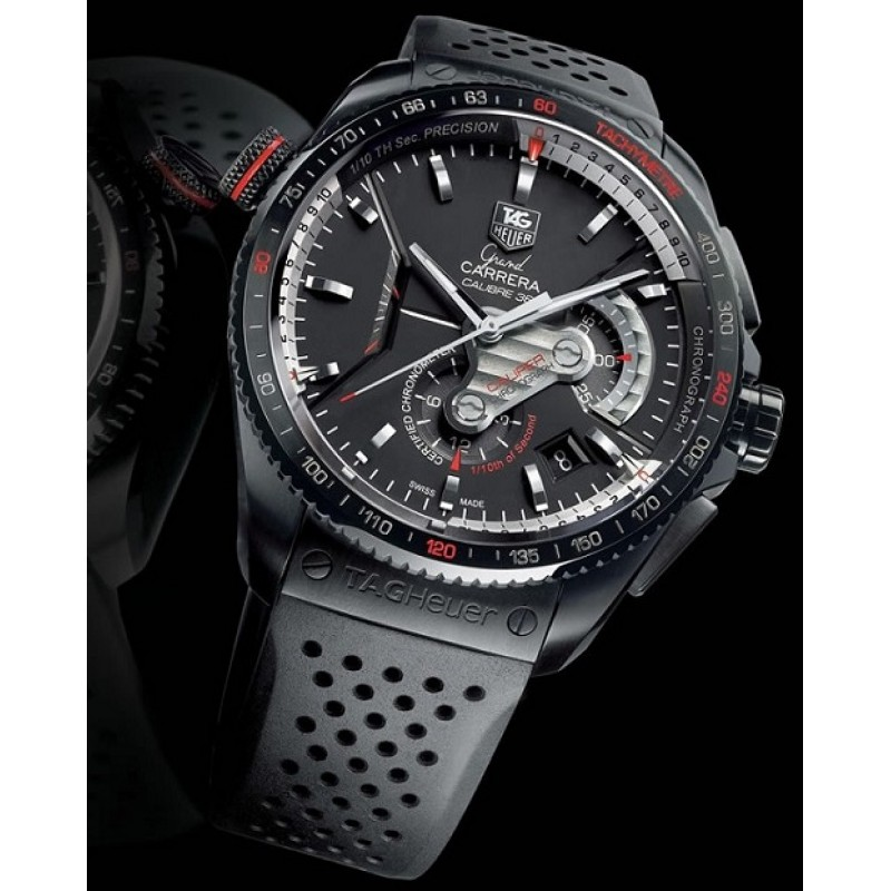 7c72e5fded9c Watches for Men   TAG Heuer Grand Carrera Calibre 36 RS Chronograph