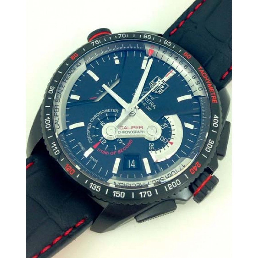 Tagheuer Grand Carrera Calibre 36 RS2