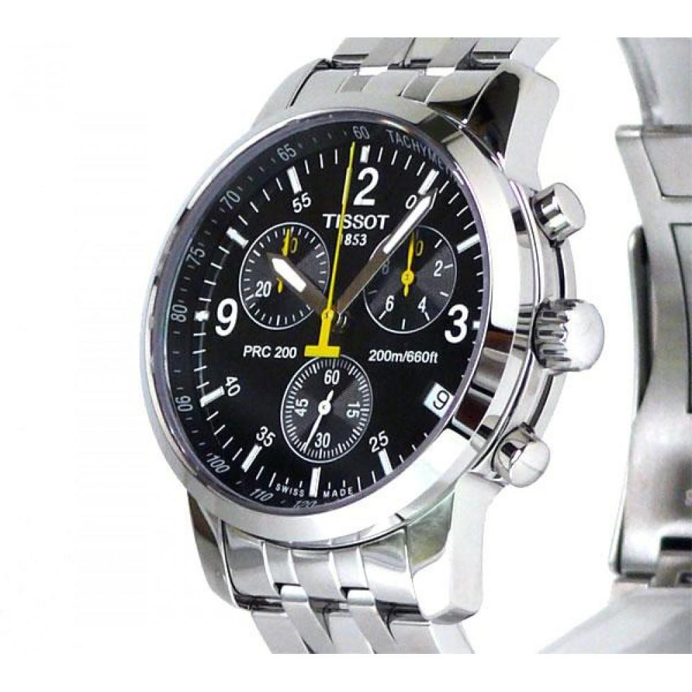 Watches for Men : Tissot T-Sport PRC200 Chronograph