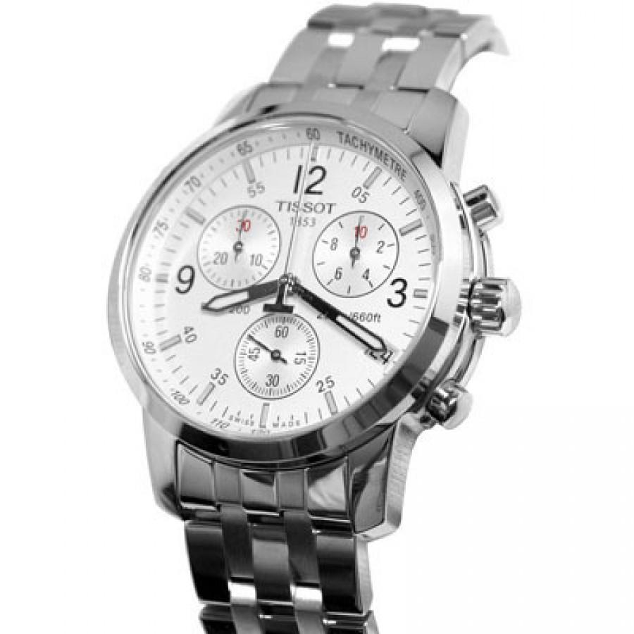 Tissot T-Sport PRC200 Chronograph White