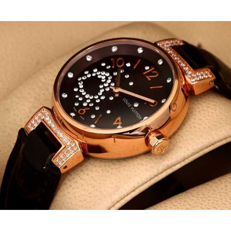 395aa29ecb LouisVuitton Tambour Forever heart