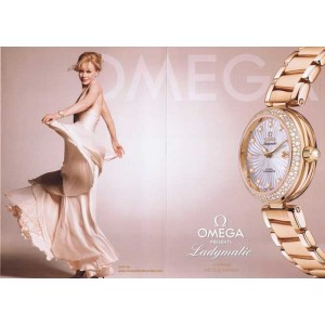 Omega Ladymatic Golden