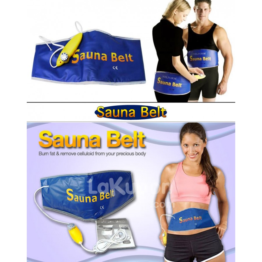Velform Sauna Belt - Perfect Shaping Kit