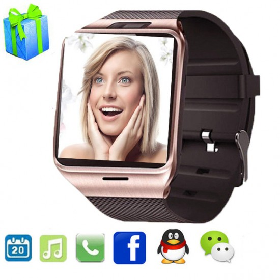 Smart Life Gsm Watch Just Rs.1299