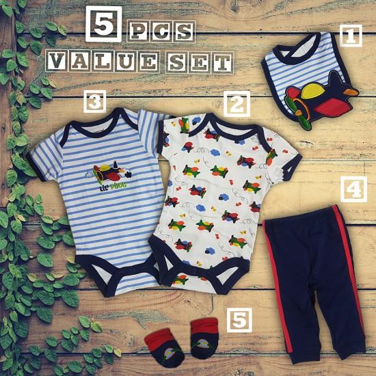 5 Piece Baby Value Set