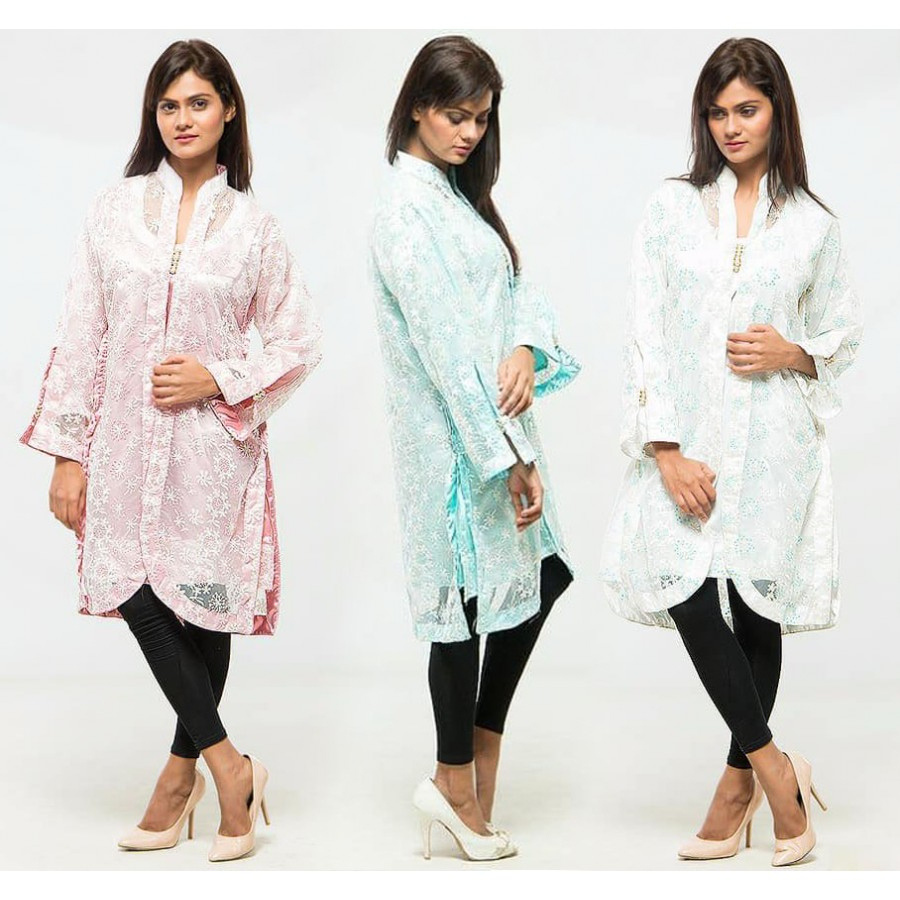 Party wear coat and inner