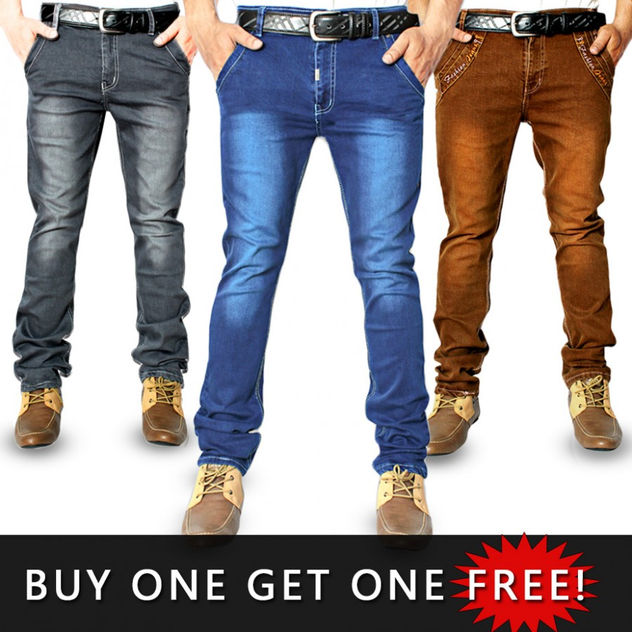 Buy One Denim Jean Get One Free