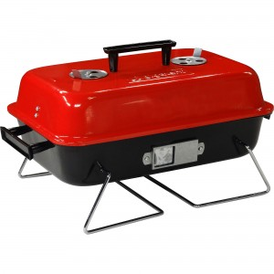 CHARCOAL GRILL WITH COVER