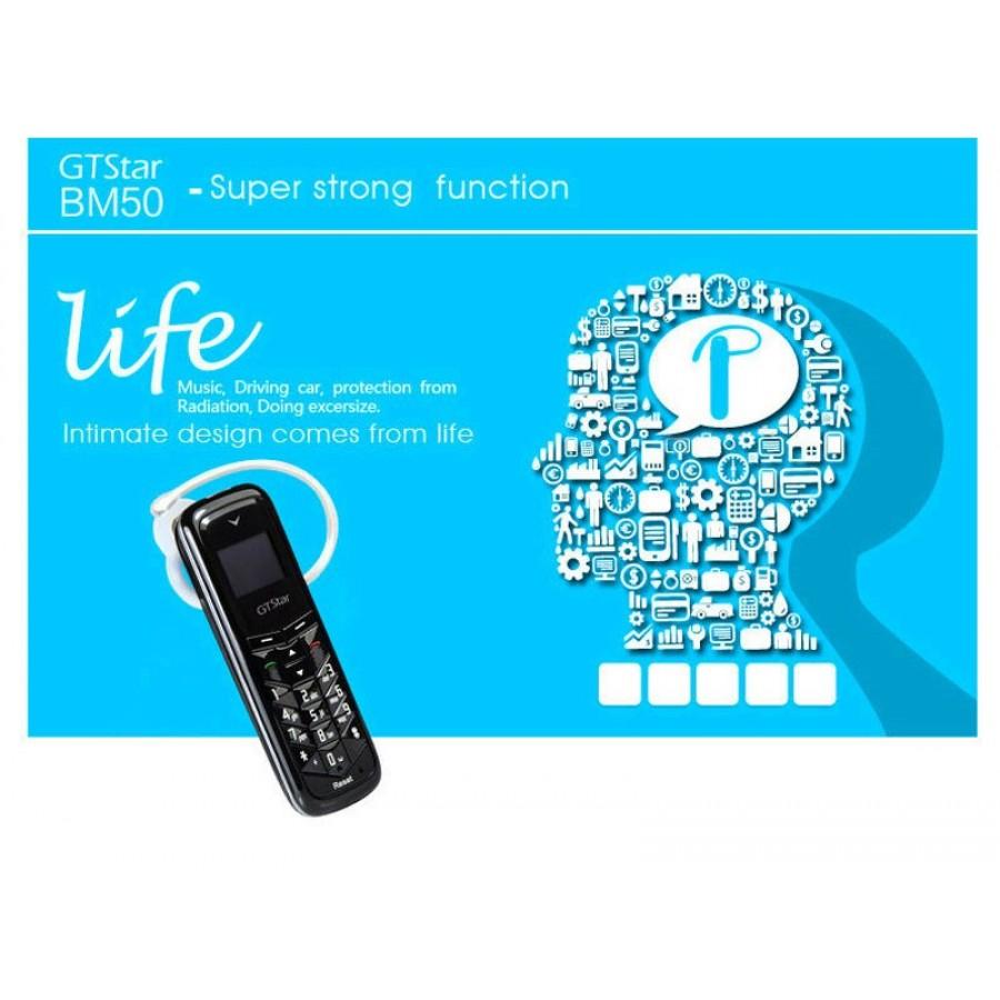 gStar Ultra Small Bluetooth Mobile Phone