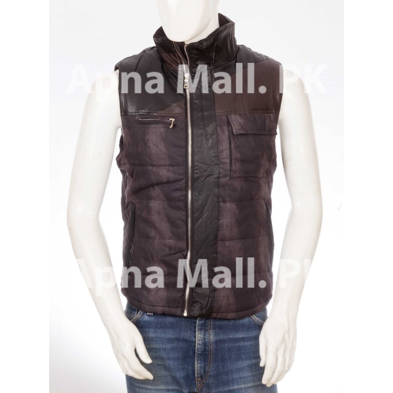 D-2 Sleeveless Imported Jacket for Teens
