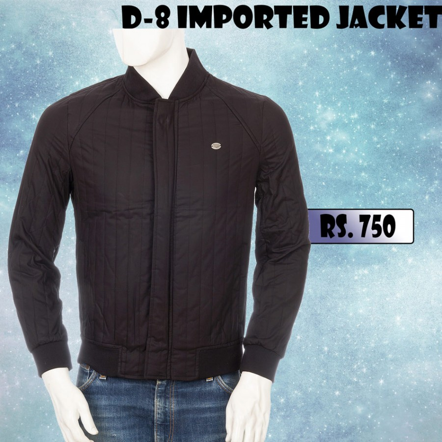 D-8 Strips Imported Jacket
