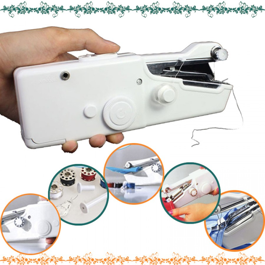Handy Stitch - The Handheld Sewing Machine!