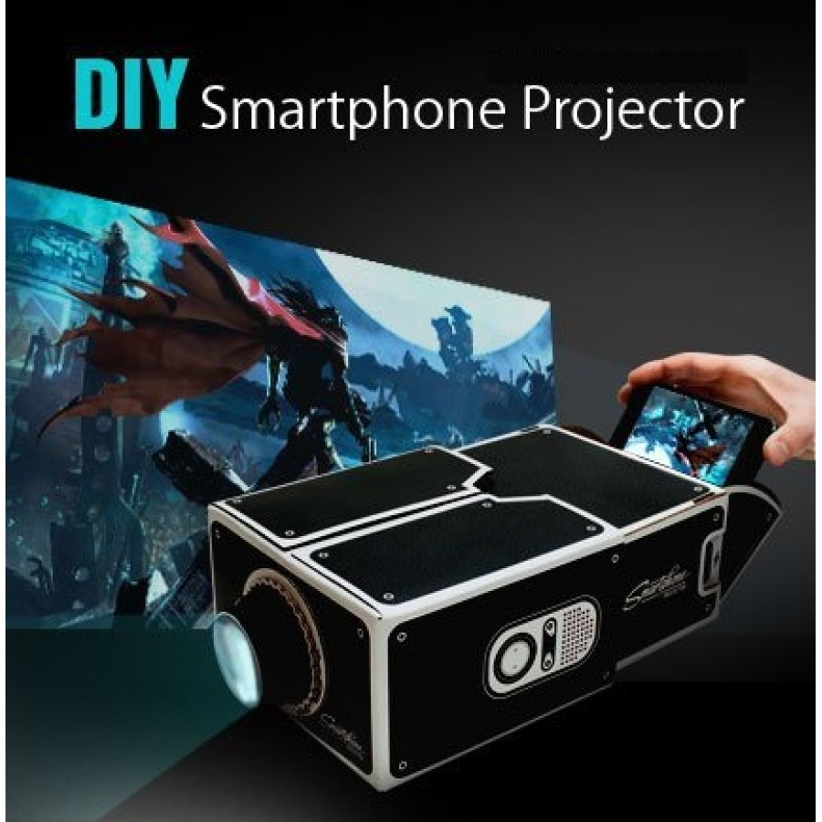 Smartphone To Cinema Projector Just In Rs.1599
