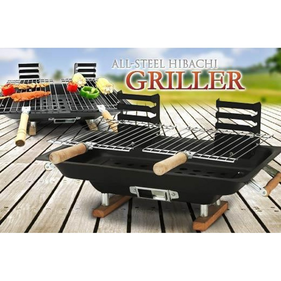 DOUBLE REINFORCED GRILL