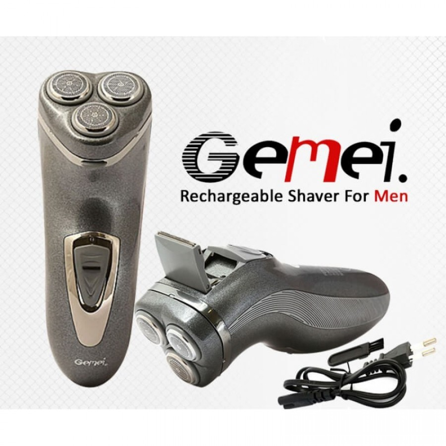Gemei Rechargable Shaver For Men