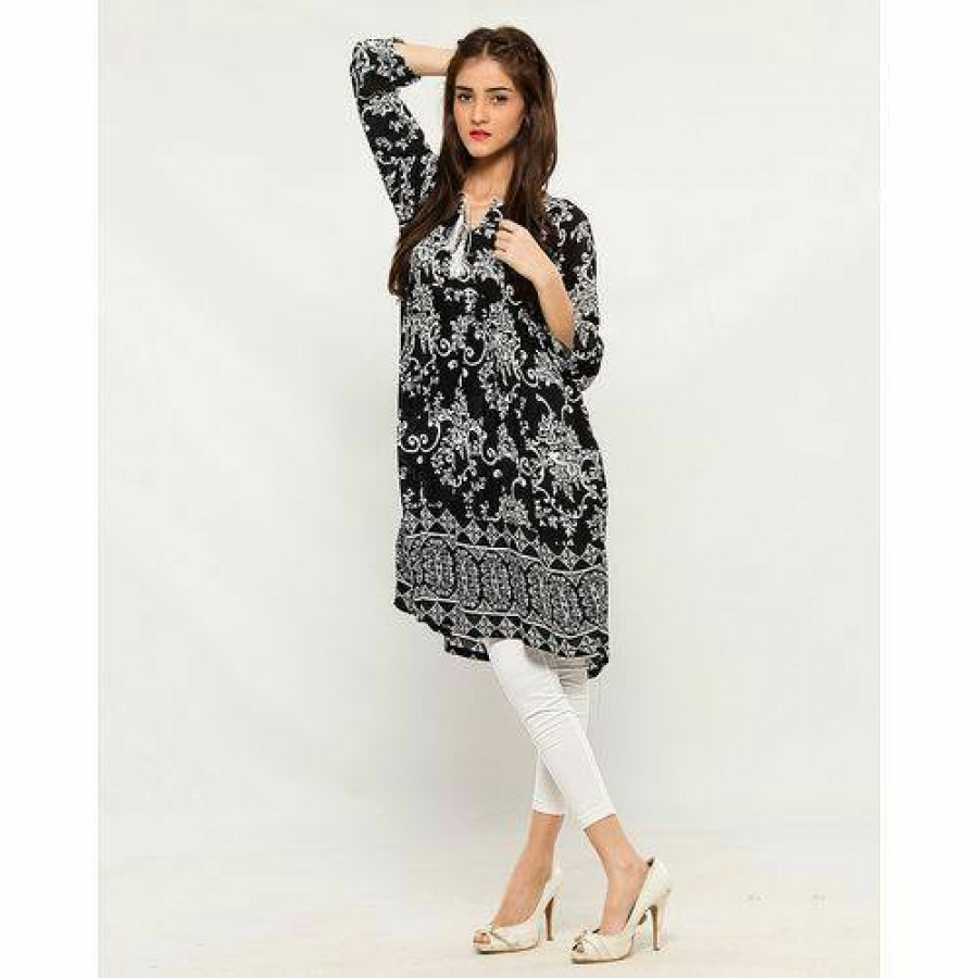 Pack Of 2 Printed Frock