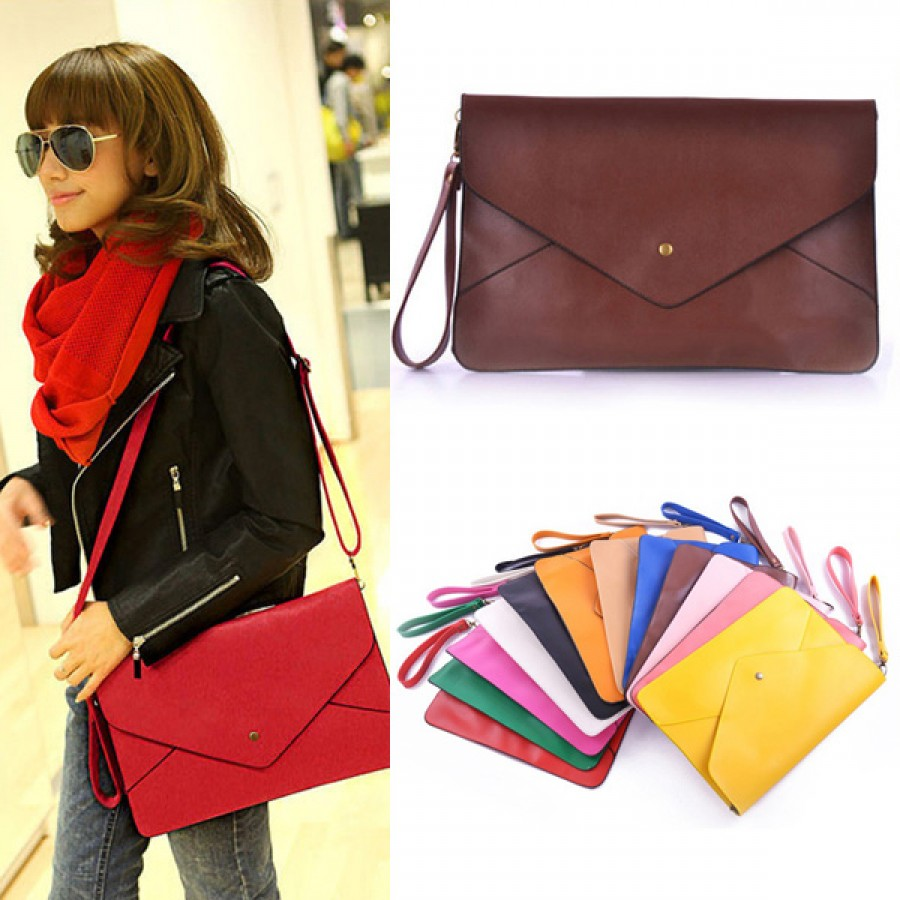 0df705757501 Sale Envelope Clutch Chain Purse ...