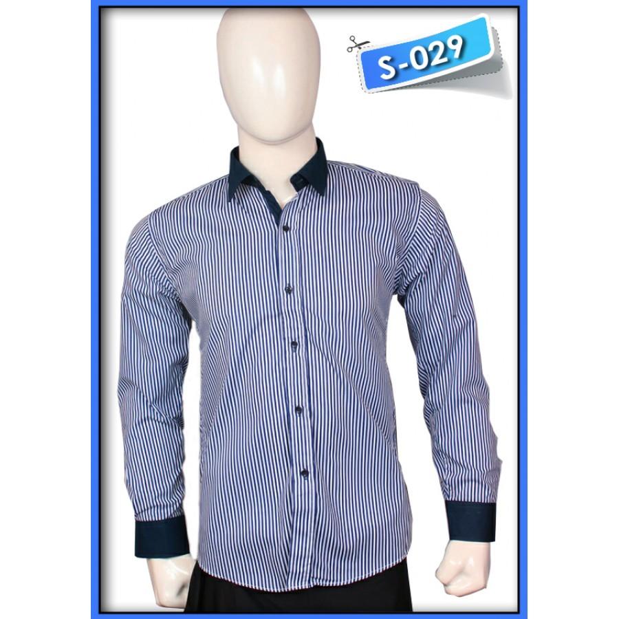 S&J Blue Lining Shirt