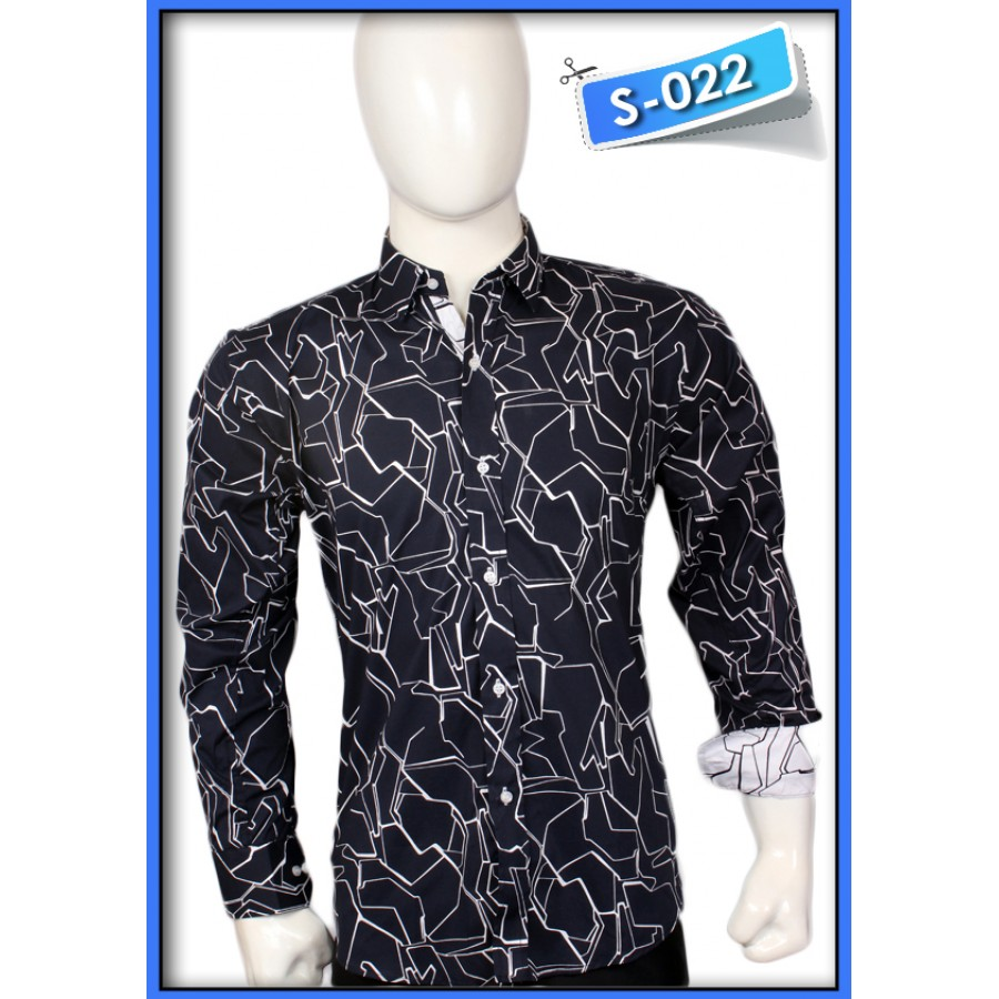S&J Black Linings Shirt
