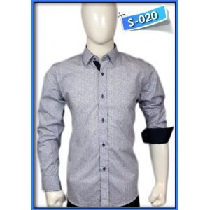 S&J Blue Dot Shirt