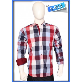 S&J Multi Check Shirt