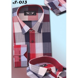S&J Multi Check Shirt