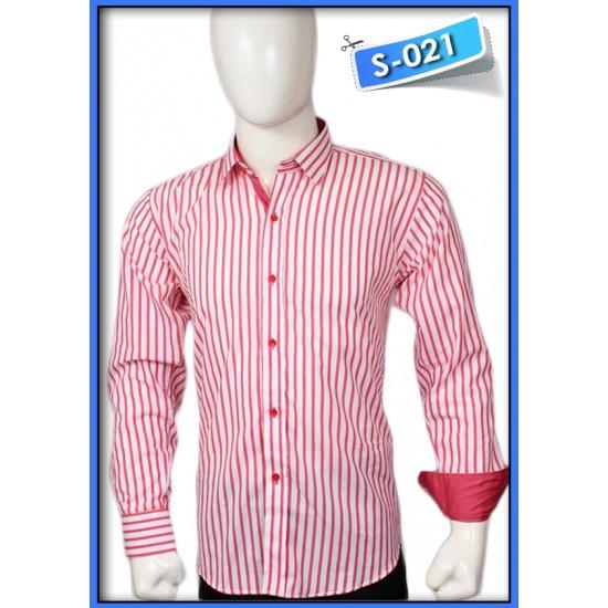 S&J Pink Lining Shirt