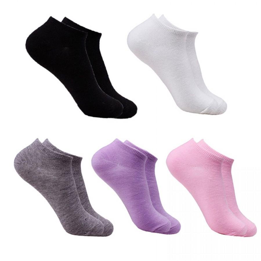 Ladies Ankle Warm Winter Cotton Socks (12 Pack)
