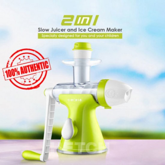 Manual Hand Juicer Machine