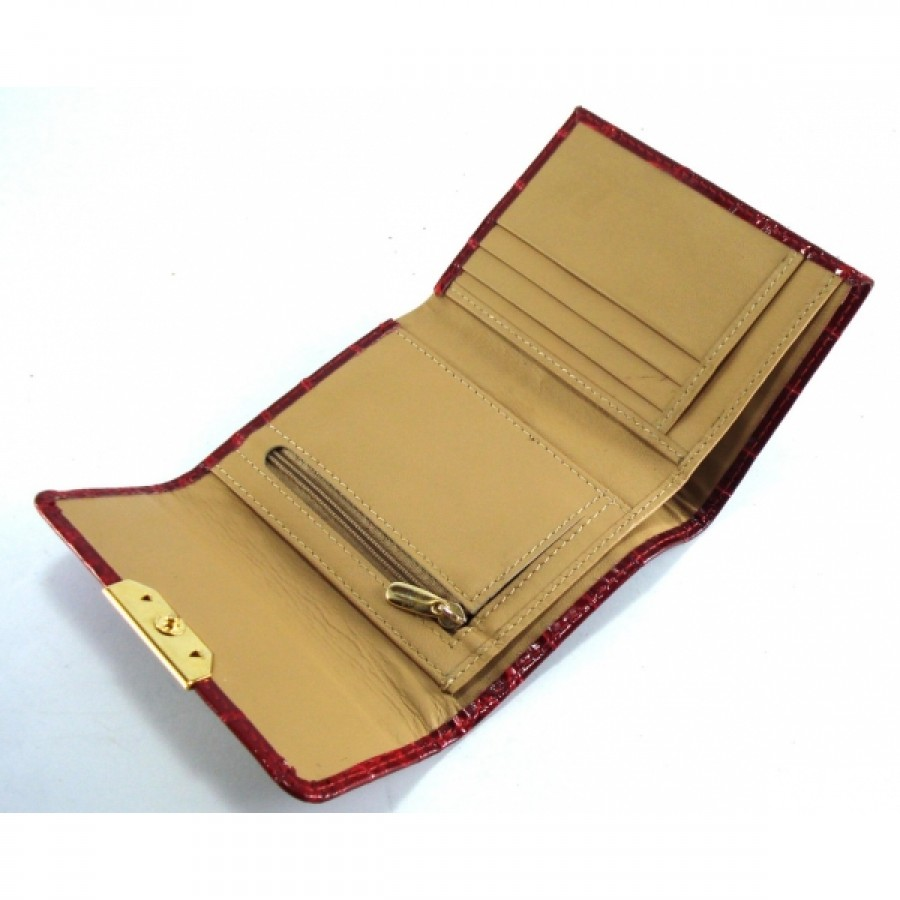 Ladies Wallet Brown