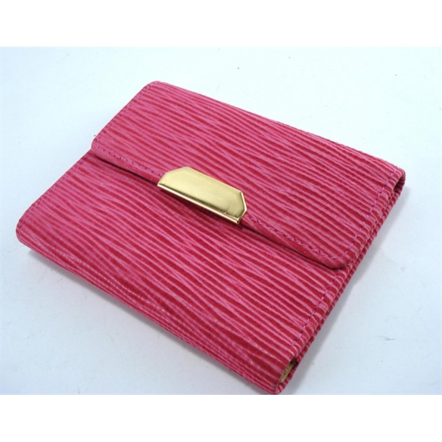 Ladies Wallet Pink