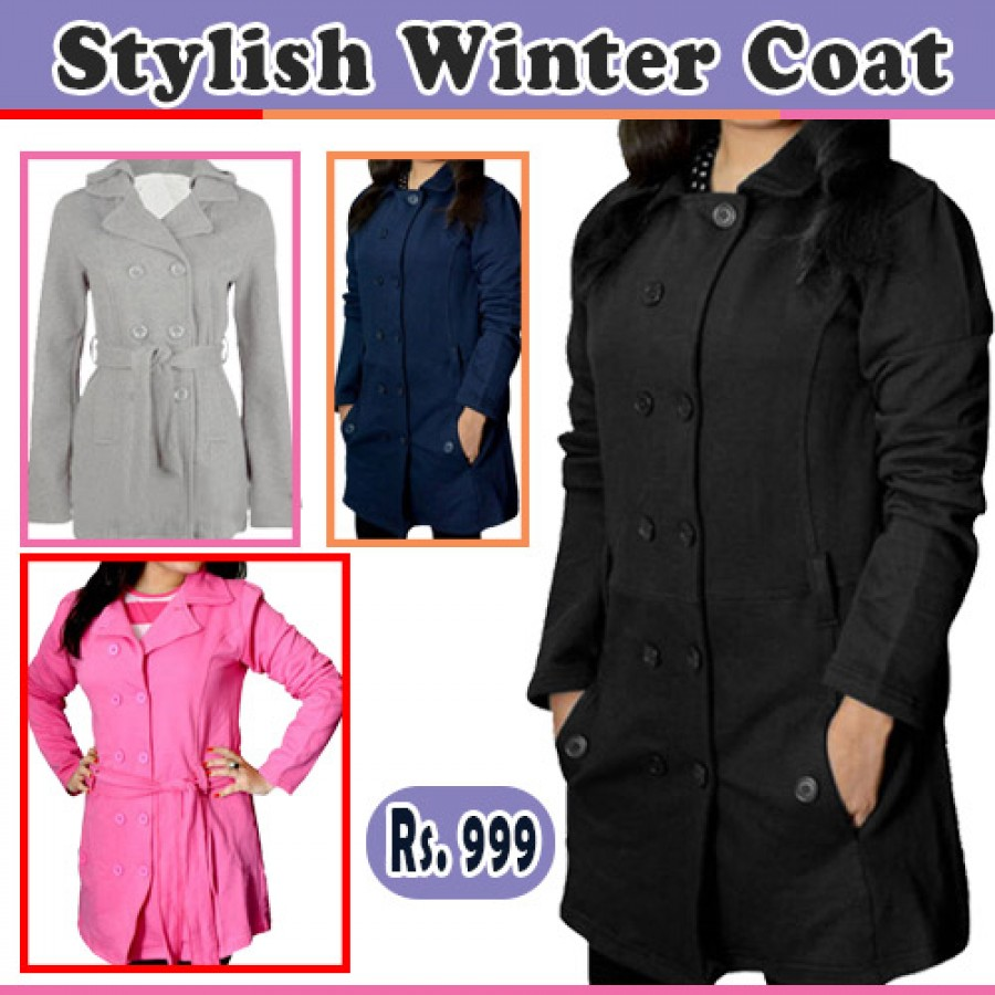 Stylish Winter Coat for HER