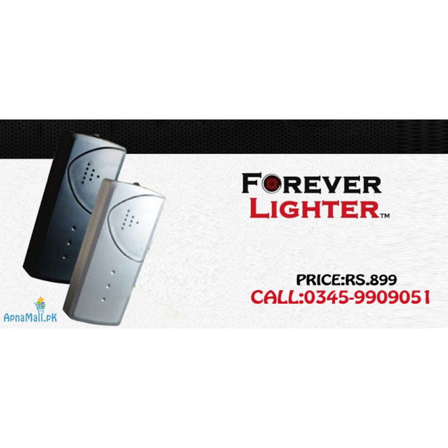 USB Rechargeable Forever Lighter