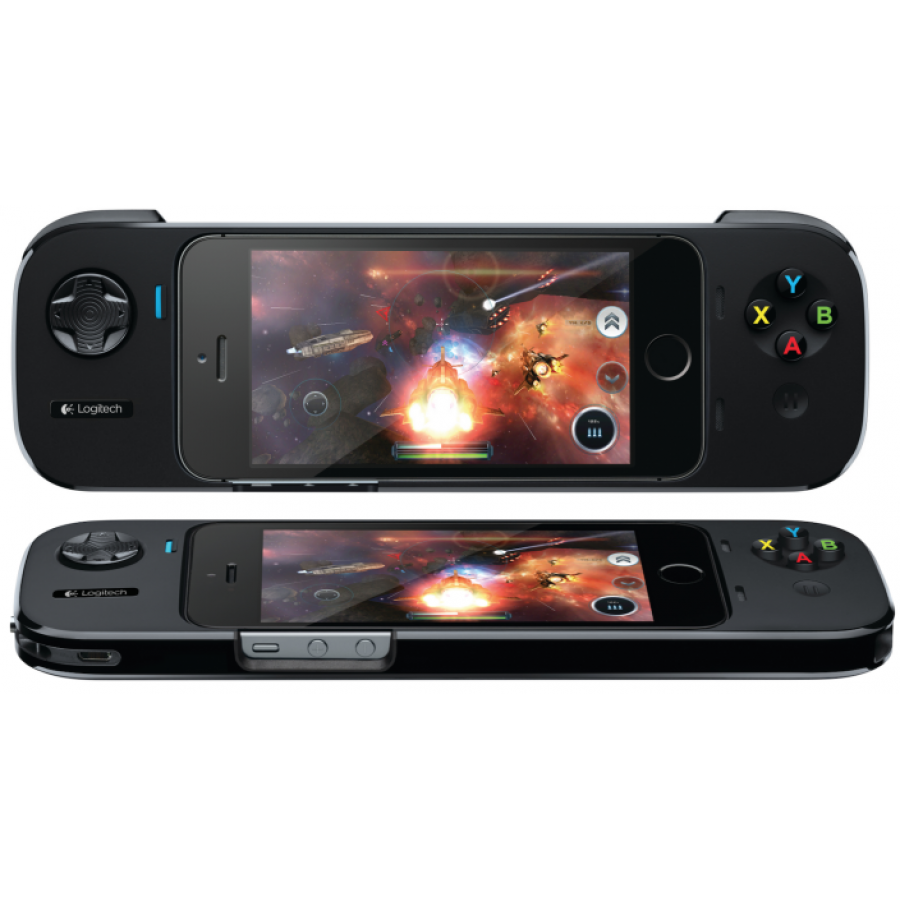 Logitech POWER SHELL GAME CONTROLLER + BATTERY SUPPORT