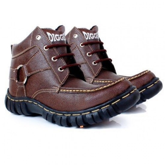 Man Stylish Digger Shoes