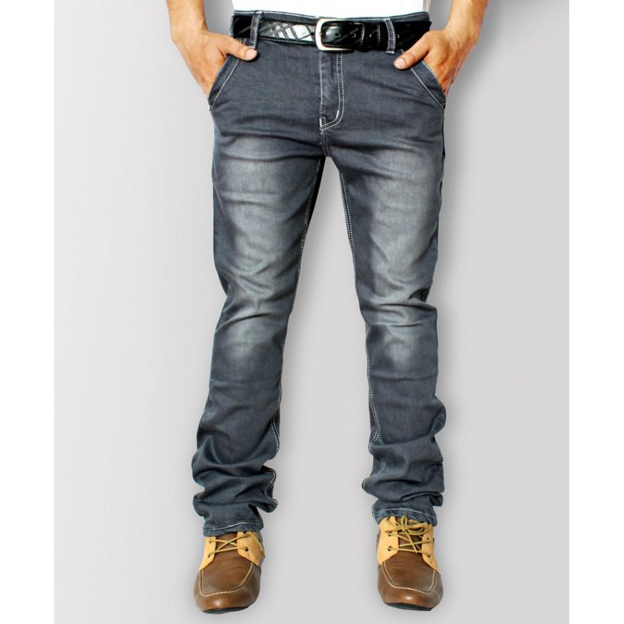 1 Denim Jeans + 1 Denim Kurta