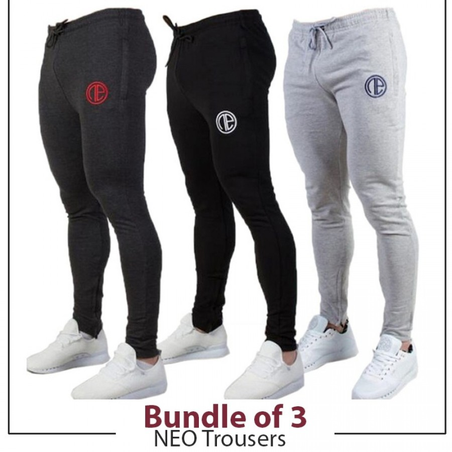 Bundle of 3 NEO Trousers