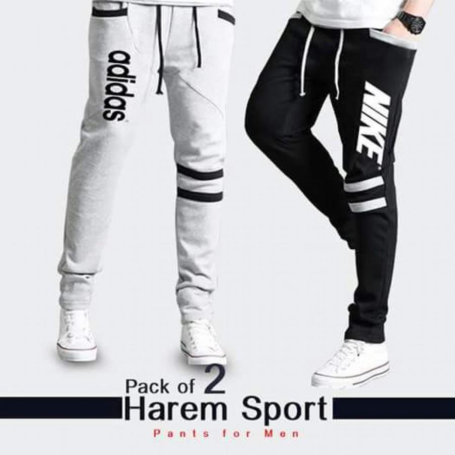 Pack of 2 AN Harem Pants for Men