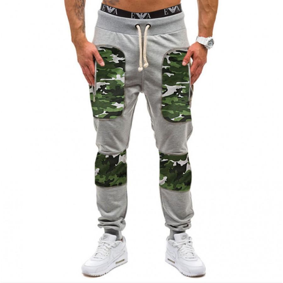 Pack of 2 Commando Pocket Hareem Pants