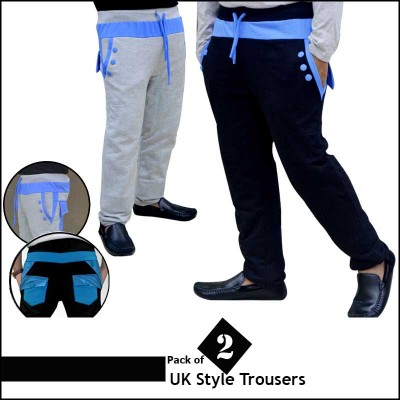 Pack of 2 UK Style Trousers