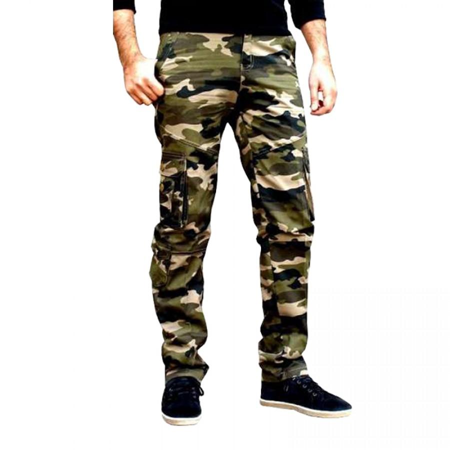 Pack of 3 Commando Trouser