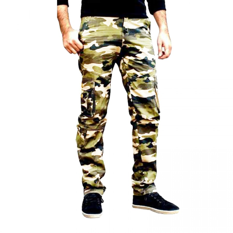 Pack of 3 Commando Trouser