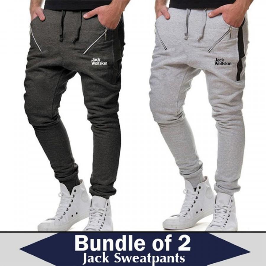 Bundle of 2 Jack Sweatpants