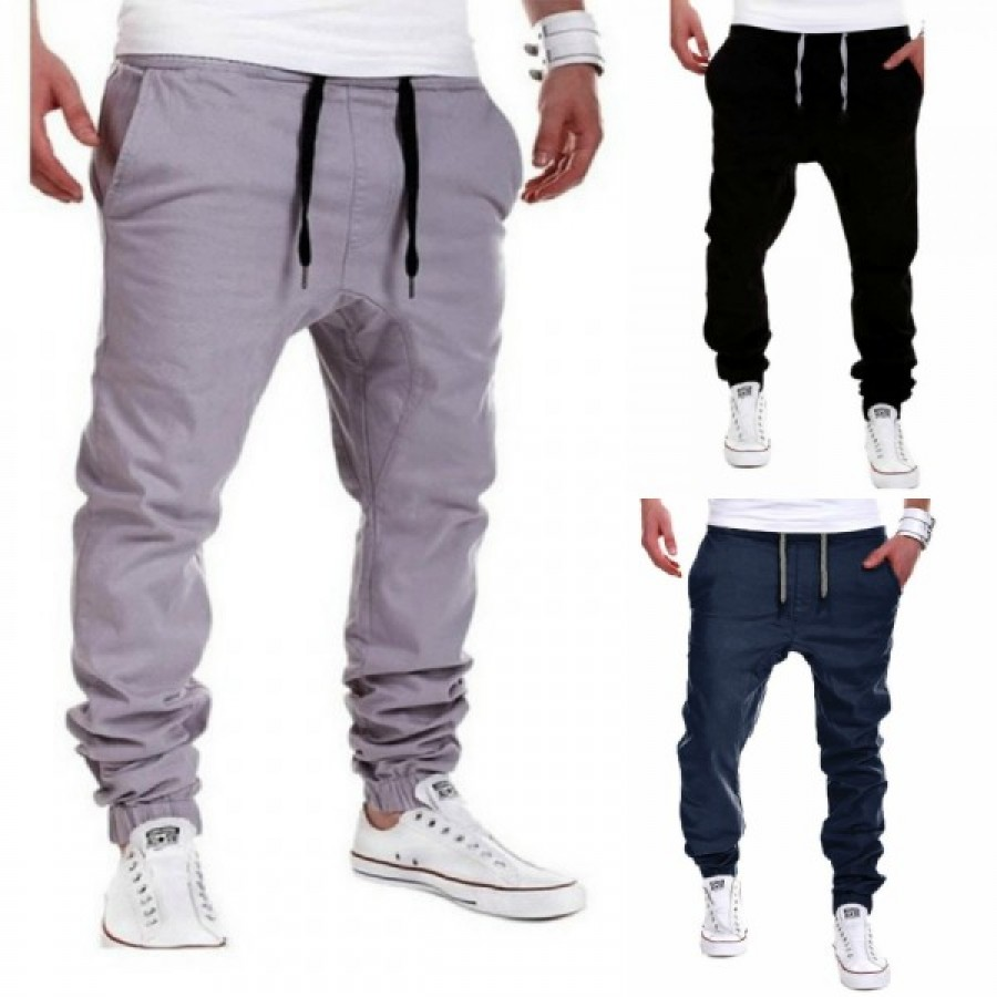 Bundle of 3 side pocket sweat pants