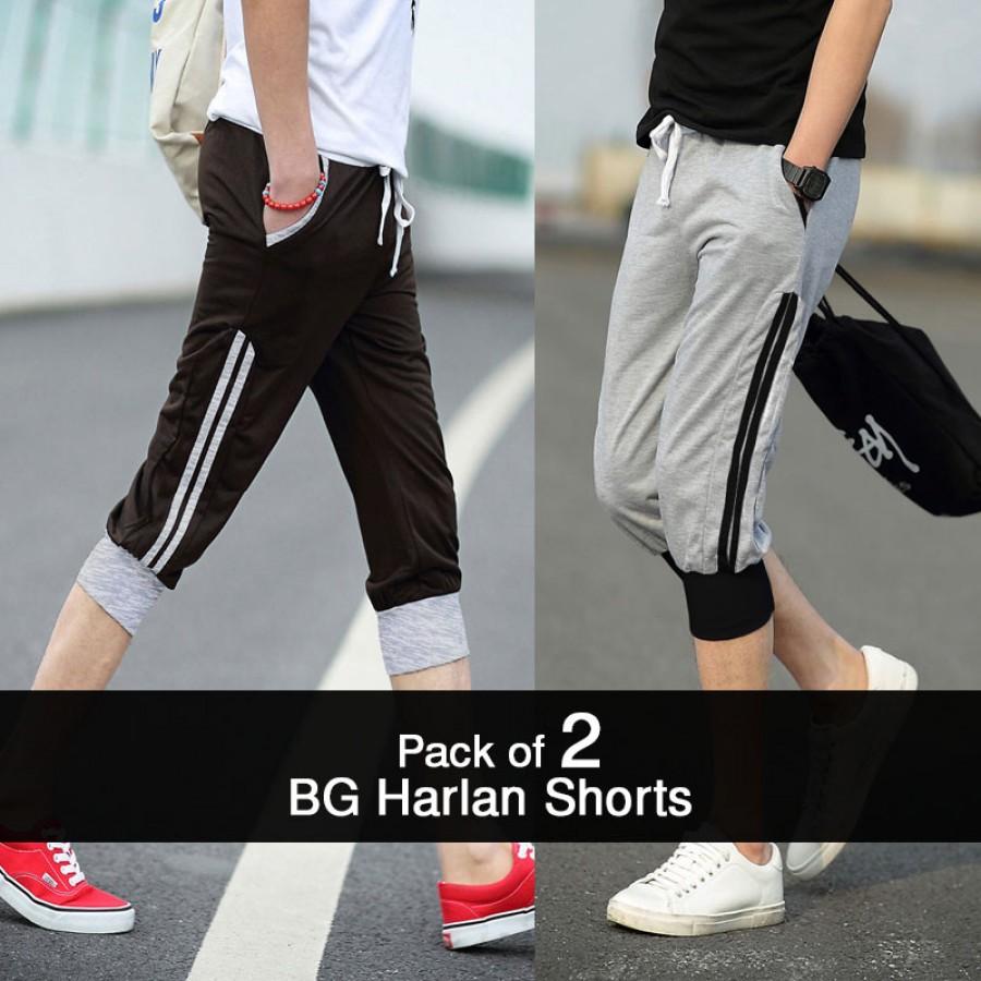 Pack of 2 BG Harlan Shorts