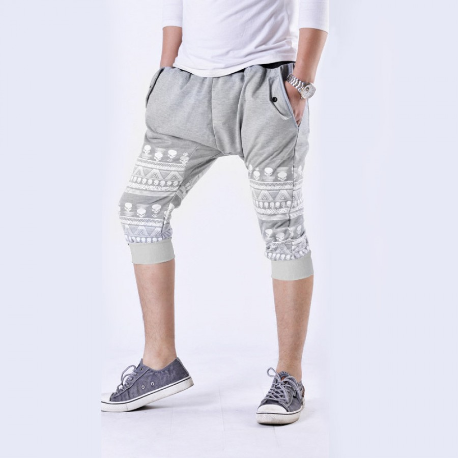 Pack of 2 Masculino Summer Casual Shorts