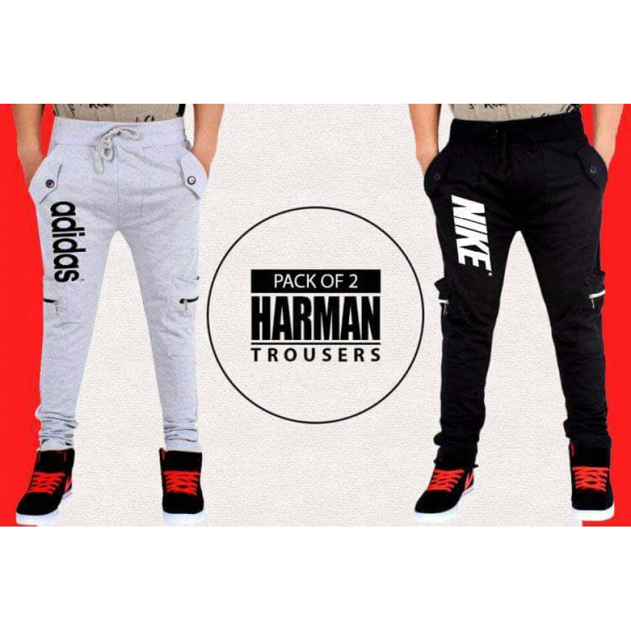 Pack of 2 HARMAN Trousers
